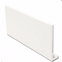 White UPVC 9mm Fascia Capping Board
